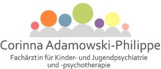 Corinna Adamowski-Philippe | Fachärztin für Kinder- und Jugendpsychiatrie und -psychotherapie